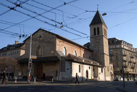 Temple de Saint-Gervais