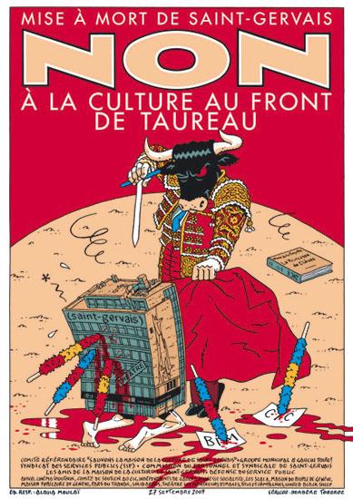 Affiche Saint-Gervais