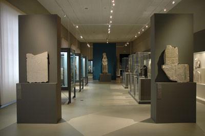 salle du musée d'art et d'histoire