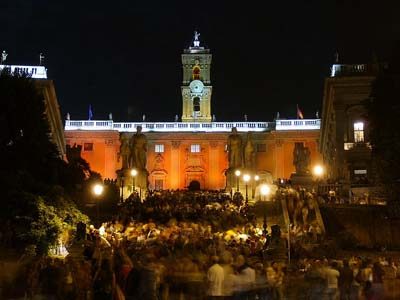 Notte Bianca, Roma