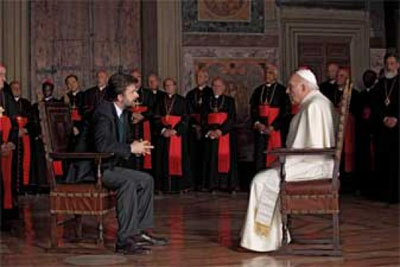Habemus Papam, Moretti, photo